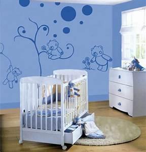 Babyzimmer Junge Gestalten : babyzimmer gestalten s e tier muster f r ihre kleinen ~ Sanjose-hotels-ca.com Haus und Dekorationen