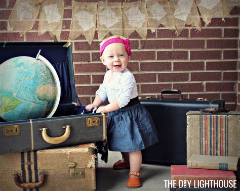 6 Tips For A DIY Back-to-School Or Baby Photo Shoot