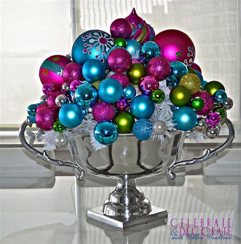 Bright And Modern Christmas Decor  Celebrate & Decorate