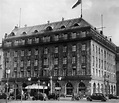MARLENE DIETRICH AT BERLIN'S ADLON HOTEL   THE PAST AND NOW