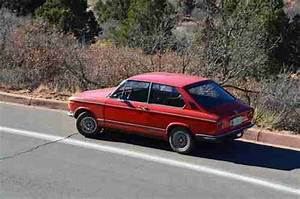 Bmw 2002 Touring : sell new 1973 bmw 2002 touring verona red in colorado ~ Farleysfitness.com Idées de Décoration