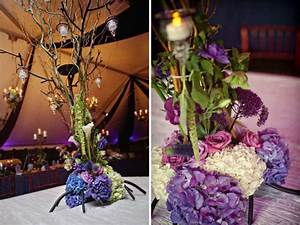 """Enchanted Forest"" Elegant Wedding 