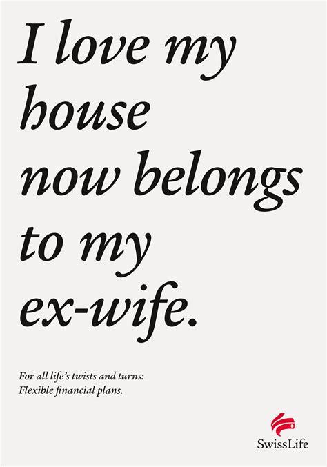 Swiss Life Print Advert By Leo Burnett Lifes Turns In A