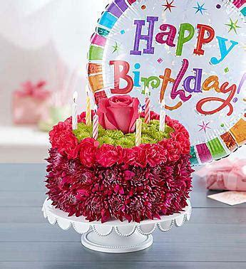 birthday wishes flower cake purple conroys flowers cypress