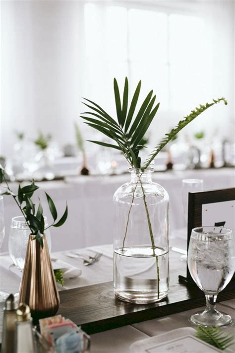 Wedding Decoration Minimalist by Simple And Minimalist Wedding Decor Inspirations 0037