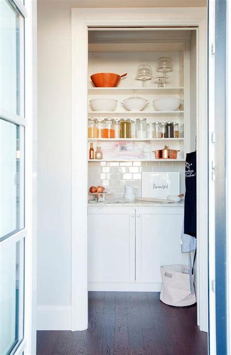 Pantry Shelves  Cottage  Kitchen  Sage Design