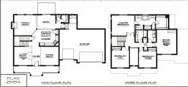 2 story farmhouse plans modern two story house floor best two story house plans