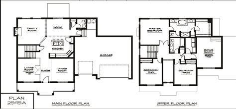 sle house plans sle floor plan for 2 storey house luxury two story house plans 28 images two story