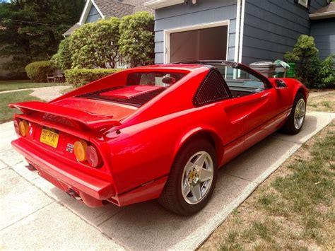 Pin pontiac fiero full body kits se v4v6gt fast back on. 1988 Replica/kit Ferrari 328 GTS Replica / 1988 Fiero GT for sale