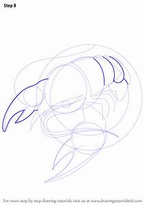 Learn How To Draw Cancer Zodiac Sign  Zodiac Signs  Step By Step   Drawing Tutorials