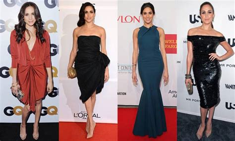 Meghan Markle's Best Ever Red Carpet Moments  Photo 1