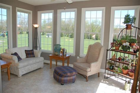 Sunroom Ideas Decorate Four Season Sunrooms