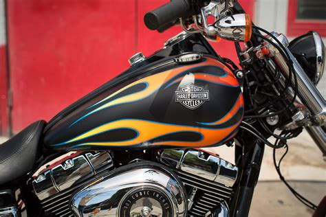 2016 Harley-davidson Dyna Wide Glide Review Metallic Foil Curtain Wall Decor Shower For Stall Arch Rods Stainless Steel Semi Sheer Room Separator Curtains And Blinds On Same Window
