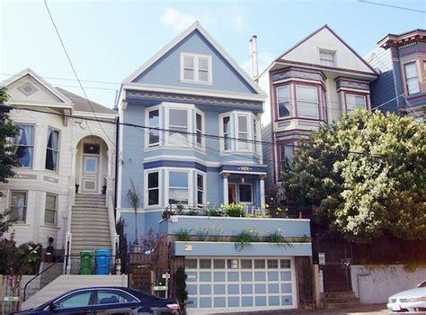 maison bleue san francisco 171 san francisco 187 ou la maison accroch 233 e 224 la m 233 moire beau vers l œil