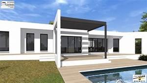 les atypiques archives atoutplans architecture With wonderful plan maison 3d gratuit 15 maison de ville avec patio