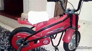 Bateria Nova Moto