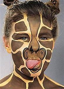 Halloween Schmink Bilder : giraffe kindergesichter schmink partytipps party schmink pinterest ~ Frokenaadalensverden.com Haus und Dekorationen