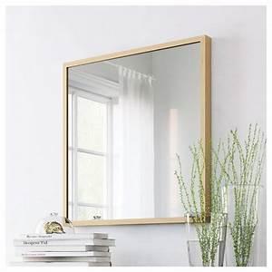 Ikea Miroir Rond : cool miroir ikea ikaa miroir zoom sur et miroir ikea photo with miroir songe ikea with miroir ~ Teatrodelosmanantiales.com Idées de Décoration