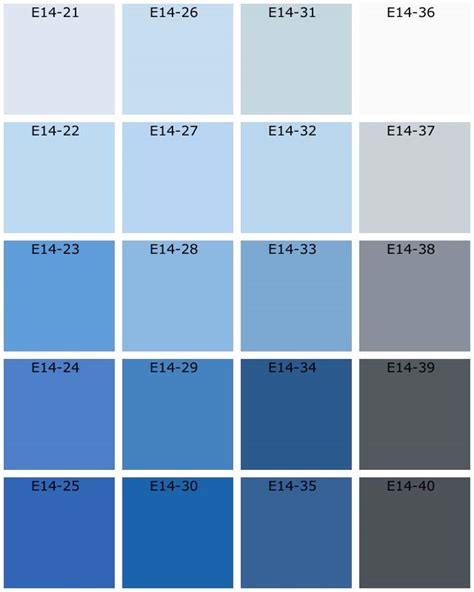 code couleur cuisine nuanciers tassili natura les bleus