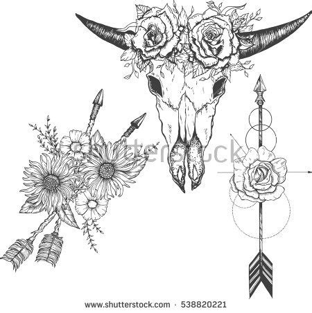 Scull Stock Images Royalty Free Vectors