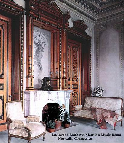 Herter Brothers Parlor Mansion Interiors Empire Second