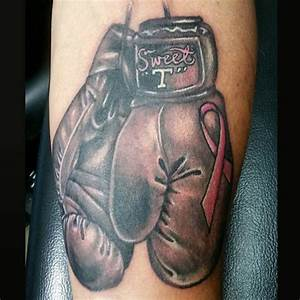 Boxing Glove Tattoos - Tattoo Collections