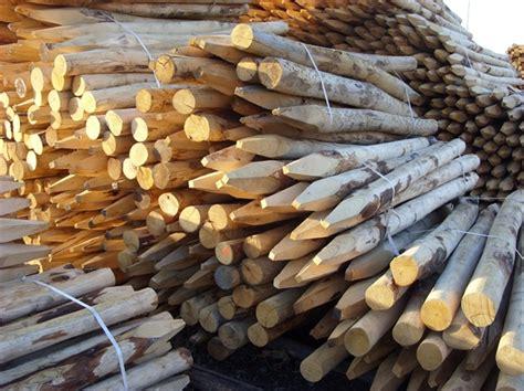 Zaunpfahl Holz Rund Zaunpfahl Holz Elegant Holzpfhle Fr Den Garten
