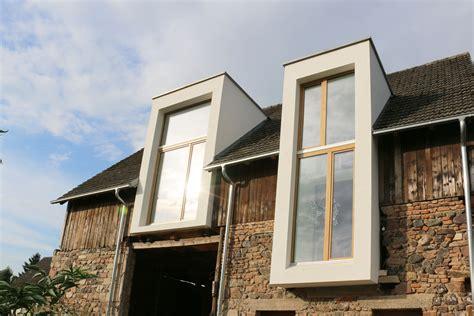 Ein Schickes Beispiel Für Modernisierung Ein Haus Im Haus