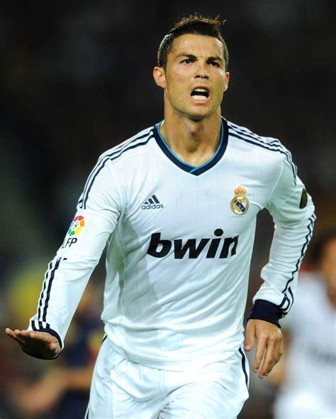 Cr7 Real Name Cr7 Real Madrid Football
