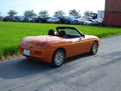 Fiat Barchetta Usa by Fiat Barchetta 1996 Used For Sale