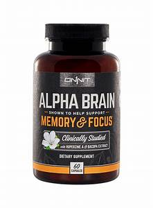 Alpha Brain Review -  Updated 2020