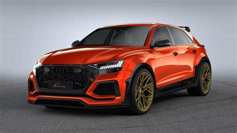 This modified 700bhp Audi RS Q8 is a subtle, dignified SUV ...