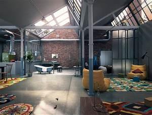 Home Loft Concept : 40 incredible lofts that push boundaries ~ Eleganceandgraceweddings.com Haus und Dekorationen