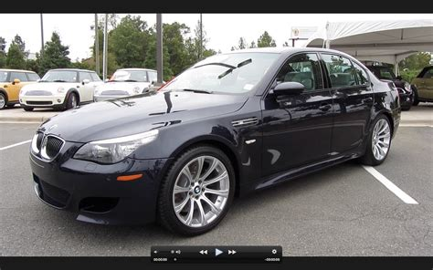 Bmw M5 2008 by 2008 Bmw M5 Start Up Exhaust And In Depth Tour