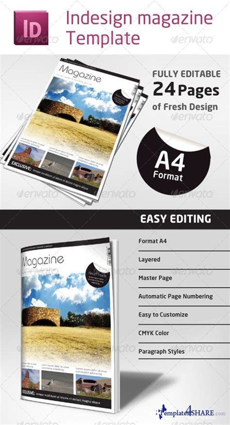 indesign newspaper template indesign newspaper templates free