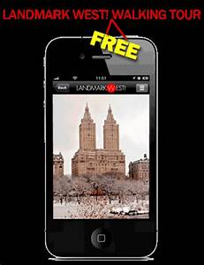 First ever iPhone walking tour app for NYC's Upper West ...