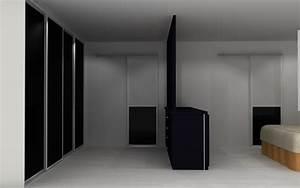 Separation Salon Chambre : separation chambre salon cloison modulable s paration de ~ Zukunftsfamilie.com Idées de Décoration