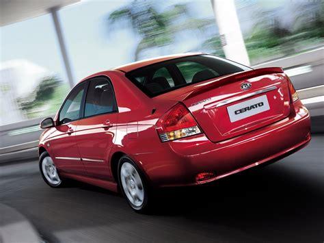 Kia Cerato  Spectra Sedan Specs  2007, 2008, 2009