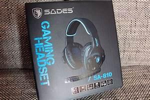 Headset Gaming Test : gaming headset test sades sa 810 vergleich kaufberatung ~ Kayakingforconservation.com Haus und Dekorationen