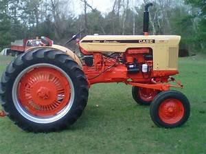 1960 Case 630 Wf