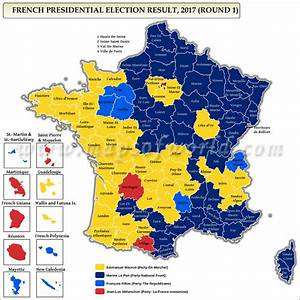 Elections 2017 Candidats : french presidential election results 2017 2012 map ~ Maxctalentgroup.com Avis de Voitures