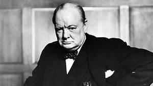 """Winston Churchill : """"La démocratie est un mauvais système ..."""
