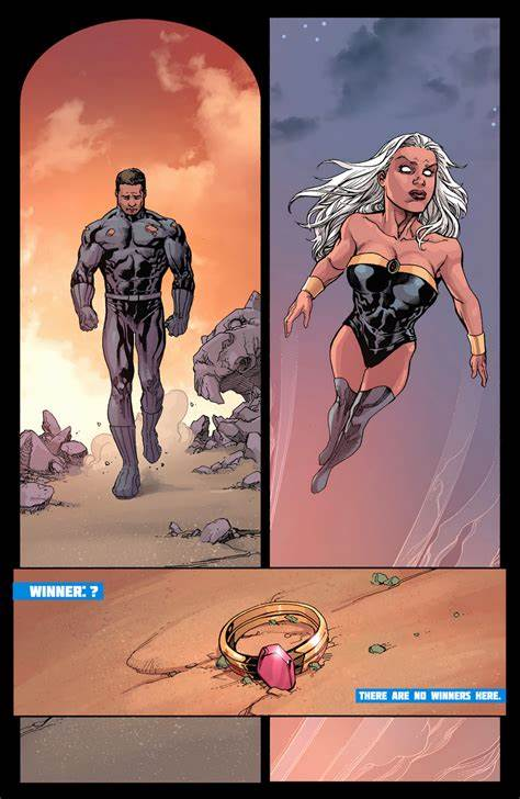 Though both clubs were formed in the same year, this rivalry did not develop until the 1970s and 1980s when the clubs faced each other in three grand finals: Avengers Vs. X-Men #2: Storm vs T Challa_9 - Storm Photo (39112173) - Fanpop