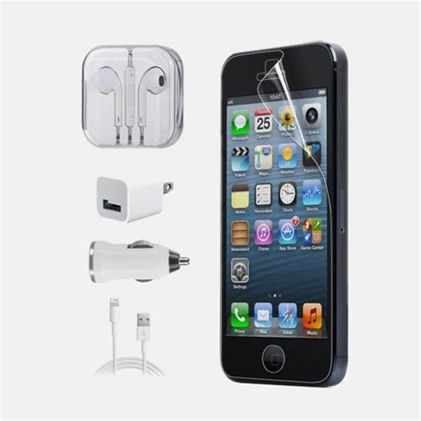 iphone 99 accessory bundle for iphone 5 5s only 9 99 reg