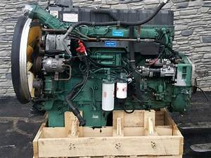 Volvo Complete Engines For Sale