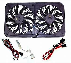 Maradyne Mjs22kc Jetstreme Platinum Dual 12 U0026quot  Electric Fan