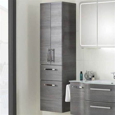 contea tall boy  door  drawer bathroom storage cabinet