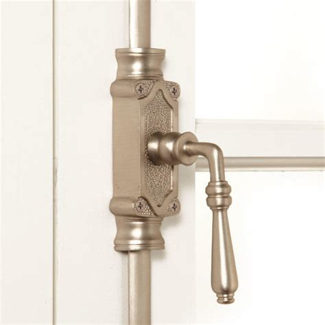 solid brass lever handle window cremone bolt hardware