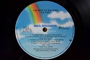 B.B. King - The Best of B.B. King (Vinyl) - ROCKSTUFF
