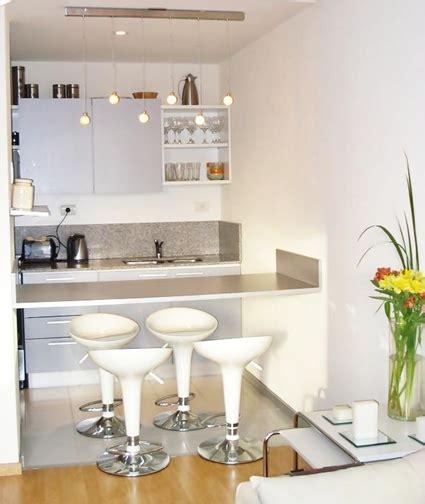 barras  taburetes  la cocina decoracion de